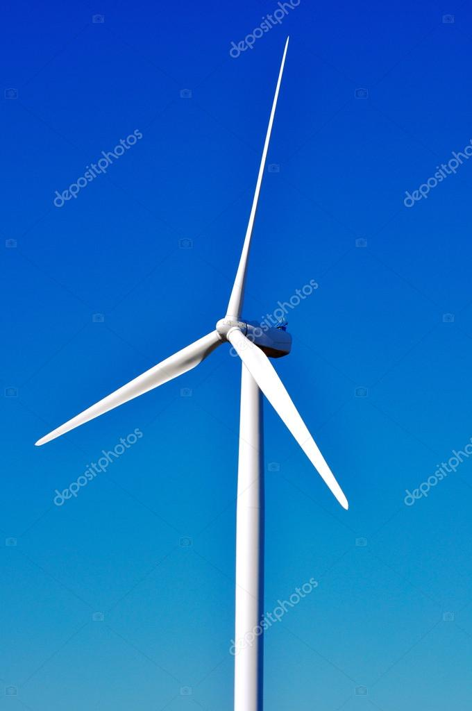 Wind Turbines — Stock Photo #12882981