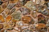 Rock wall background — Stock Photo