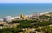 South Myrtle Beach - beachscape view-1 — Stock Photo