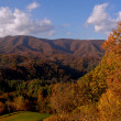 Stock Photo: Asheville North Carolina Mountains