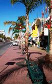 Tijuana Street View — Stock Photo