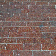 Brick road texture-1 — Stock Photo