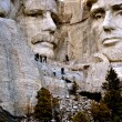 Stock Photo: Mount Rushmore South Dakota