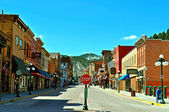 Deadwood South Dakota-1-7 — Stock Photo