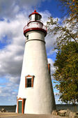 Marblehead Lighthouse - Ohio — Stok fotoğraf