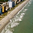 Myrtle Beach Coastline — Stock Photo