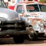 Antique truck — Stock Photo