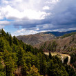 Stock Photo: Black Hills South Dakota-1-2