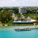Jupiter Florida Aerial View — Stock Photo