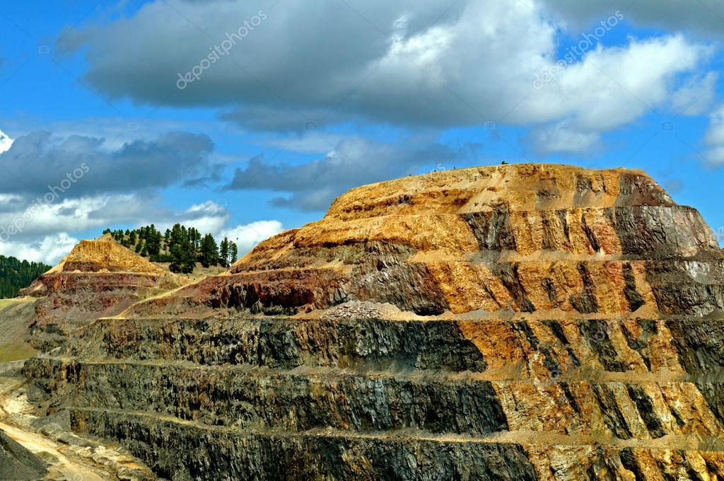 Homestake Mine — Stock Photo #14411815