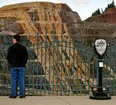 Visualização da mina homestake-1 — Foto Stock