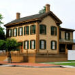 Stock Photo: Lincoln Home