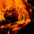 Fire Background-1-4 — Stock Photo