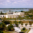 Stock Photo: Jupiter FloridAerial View