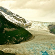 Juneau Alaska Glaciers — Stock Photo
