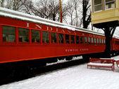 Train Car in Lebanon Ohio 4 — Stock Photo