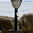 Marblehead Lighthouse View Finder 2 — Stock Photo