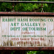 Stock Photo: Rabbit Hash Roofing