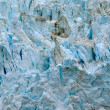 Blue Glacier — Stock Photo