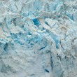 Blue Glaciers — Stock Photo