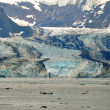 Glacier and Icebergs — Stockfoto