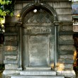 Beauregard Tomb in Charleston — Stock Photo