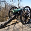 Civil War Cannon — Stock Photo #30898635