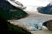 Alaska Glacier — Stock Photo