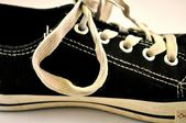 Tennis Shoes Side View — Stock Photo