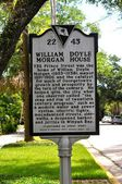 William Doyle Morgan House — Stock Photo