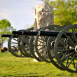 Gettysburg National Military Park - 018 — Stock Photo #46680253