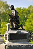 Gettysburg Narodowego Parku wojskowych - 021 — Zdjęcie stockowe