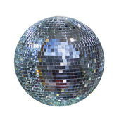 Disco shiny ball, sphere — Stock Photo