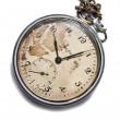 图库照片: Old pocket watch