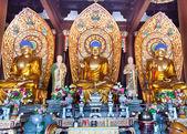 Buddhist gods — Stock Photo