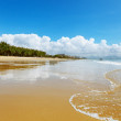 Stock Photo: Beach landscape
