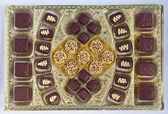 Çikolata şeker, tatlı — Stok fotoğraf