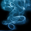 Background abstract smoke — Stock Photo