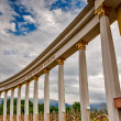 Stock Photo: Architecture colonnade