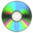 Disc cd dvd disk — Stock Photo