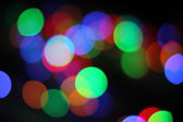 Bokeh lighteffects as background — Stock Photo