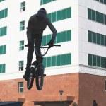 Cycling extreme bmx — Stock Photo #31443563