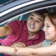 Driving lessons  — Foto de Stock