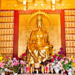 Buddhistic god — Stock Photo #41835469