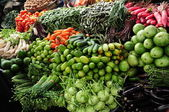 Fresh vegetable on the market — Stockfoto