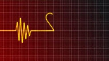 Cardiogram — Stock Video