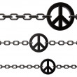 Peace symbol — Stock Photo #13342929