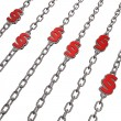 Chains paragraph — Stock Photo #14571157