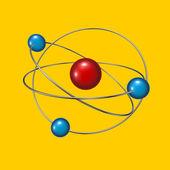 Molecuul — Stockfoto