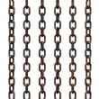 Royalty-Free Stock Photo: Rusty chains